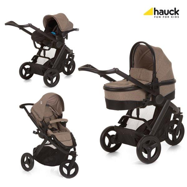 Бебешка количка Maxan 3 Plus Trio Set